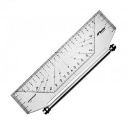 """Leniar linijka """"Roler"""" 25 cm"""