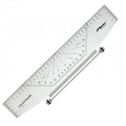"""Leniar linijka """"Roler"""" 35 cm"""