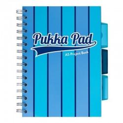 "Zeszyt na spirali A-5/200k ""Project Book Vogue"" Pukka Pad"