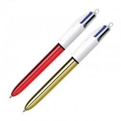"""Bic """"Shine"""" długopis 4-kolorowy"""