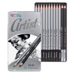 "Colorino ""Artist"" zestaw do rysowania PTR-80118"