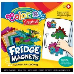 """Colorino magnesy na lodówkę """"Dino"""""""