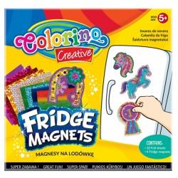 "Colorino magnesy na lodówkę ""Koniki"""