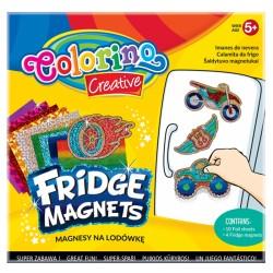 "Colorino magnesy na lodówkę ""Moto"""