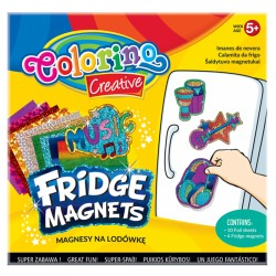 "Colorino magnesy na lodówkę ""Music"""