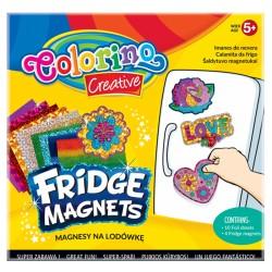 "Colorino magnesy na lodówkę ""Love"""
