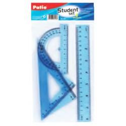 Patio zestaw geometryczny 20 cm