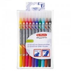 """Pisaki 2w1 dwustronne """"My Pen"""" 10 Herlitz"""