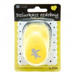 """Dziurkacz ozdobny """"Aniołek"""" 2,5 cm DP Craft JCDZ-110-006"""
