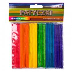 Patyczki kolorowe Aliga PK-3274