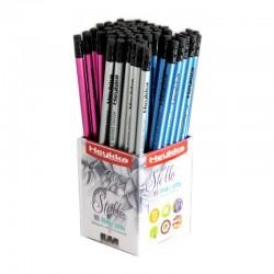 Ołówek z gumką Heykka