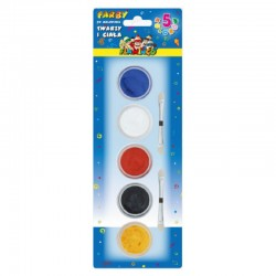 Farby do malowania twarzy Titanum 343894