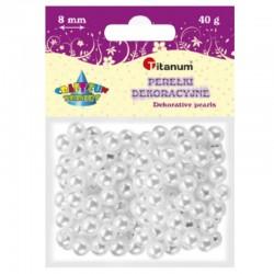 Perełki dekoracyjne Titanum 363617