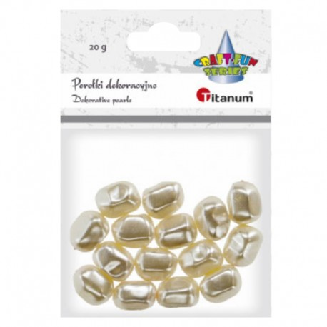Perełki dekoracyjne Titanum 390961