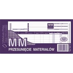 355-8 MM przesunięcie materiałów M&P