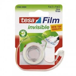 Tesa Film 57660 taśma klejąca matowa z podajnikiem
