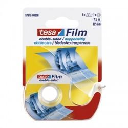 Tesa Film 57912 taśma klejąca dwustronna z podajnikiem