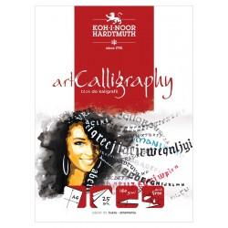 """Koh-I-Noor """"Art-Calligraphy"""" blok A-4/25"""