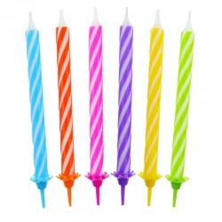 Świeczki urodzinowe Godan PF-SUS24