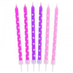 Świeczki urodzinowe Godan PF-SGDD