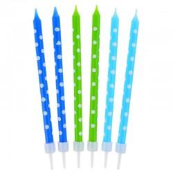 Świeczki urodzinowe Godan PF-SGDC