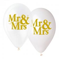"Balony ""Mr & Mrs"" Godan GMS120/759"