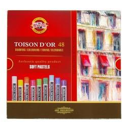 "Koh-I-Noor ""Toison D`or"" pastele suche 48"
