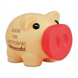 """Skarbonka Piggy """"Zachcianki Wnuczki"""""""