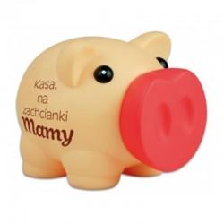 "Skarbonka Piggy ""Zachcianki Mamy"""