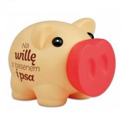 "Skarbonka Piggy ""Willa i Pies"""