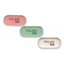 Milan gumka syntetyczna owalna 124