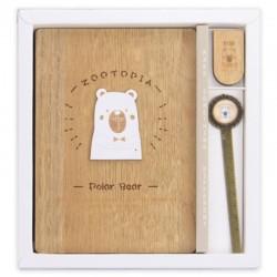 "Notes drewniany ""Polar Bear"" DP Craft DPAL-013"