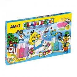 Farby witrażowe Amos GD22P13WM