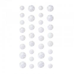 Kryształki samoprzylepne DP Craft GRKR-100