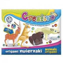 """Origami """"Zwierzaki"""" Astra"""