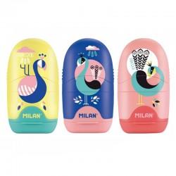 "Gumko-temperówka Milan ""Peacock"""