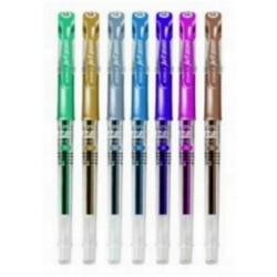 """Dong-A """"Jell Zone"""" długopis żelowy metalizowany"""