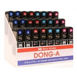 """Dong-A """"XQ"""" wkłady grafitowe do ołówków automatycznych"""