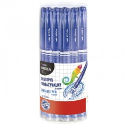 Długopis automatyczny wymazywalny Kidea