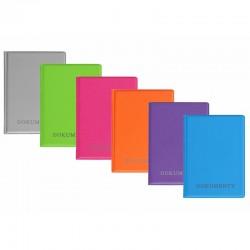 """Okładka na dokumenty """"Mini New Colours"""" Biurfol"""