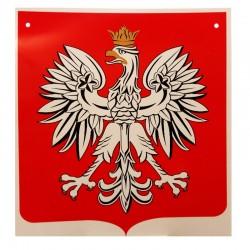 Godło Polski laminowane