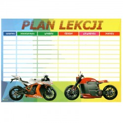 Plan lekcji A-4