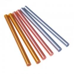 Wkłady klejowe metaliczne 7mm DP Craft DPPK-015