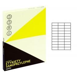 Grand etykiety samoprzylepne białe 70x29,7 mm