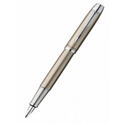 Parker IM pióro Brushed Metal CT