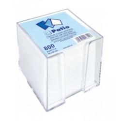 Patio notes kostka biały w pojemniku