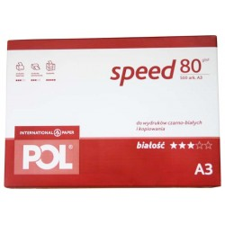 "Papier  ksero ""Pol-Speed"" A-3"