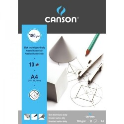 Canson blok techniczny A-4