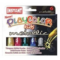 """Instant """"Play Color One Metallic"""" farby w sztyfcie 6"""