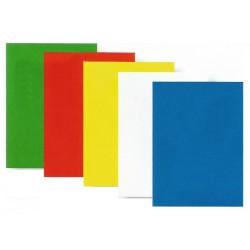 Papier kolorowy samoprzylepny matowy arkusz A-4
